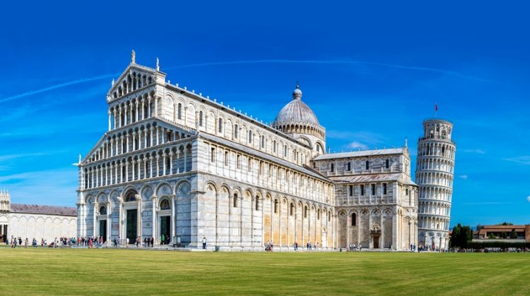 Pisa Cathedral guided tour + SKIP THE LINE Tower Option