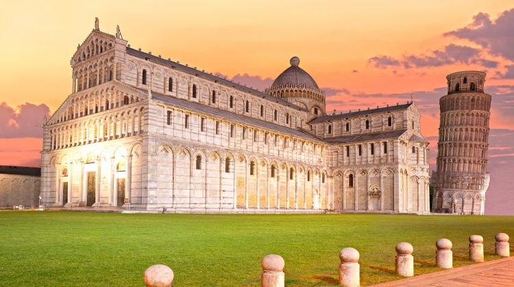 Pisa Half Day Morning Tour  from Montecatini