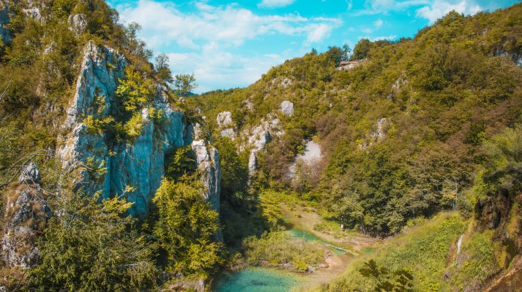 Plitvice Lakes and Rastoke Day Tour