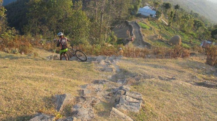 Pokhara - Mountain Bike the Royal Trek - 5-6 hours