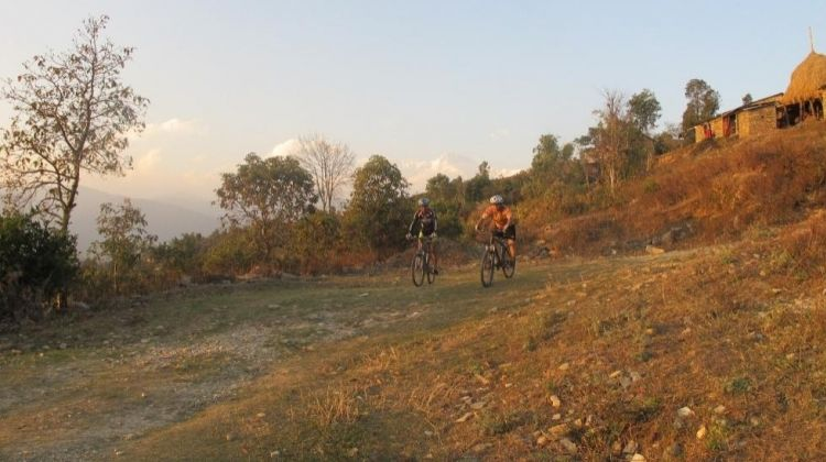 Pokhara - Mountain Bike the Royal Trek - 5-6 hours