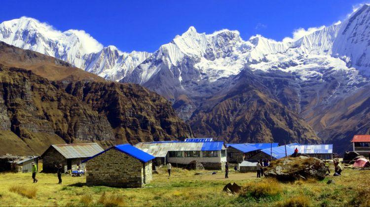 Poon Hill - Annapurna Base Camp Trek