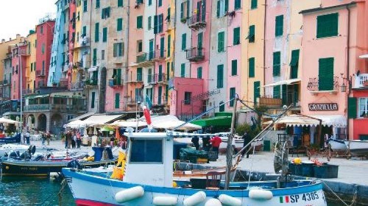 Portofino and the Cinque Terre