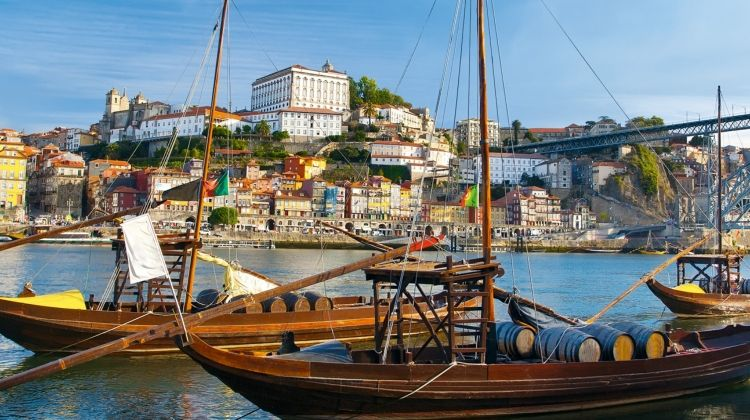 Portugal, Spain & the Douro River Valley (2023)