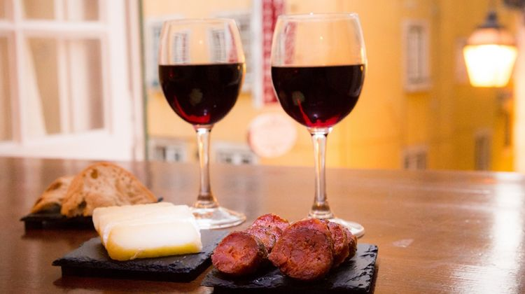 Portuguese Food and Wine Walking tour