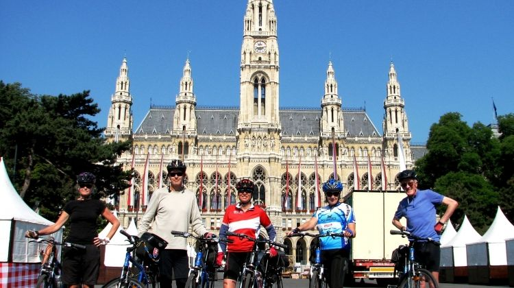 Prague to Budapest Ride