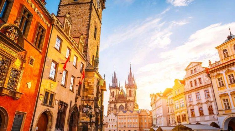 Prague Vienna and Budapest summer 2017