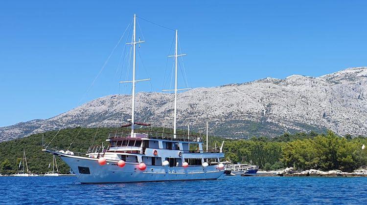 Premium Sailing Experience | Split to Dubrovnik