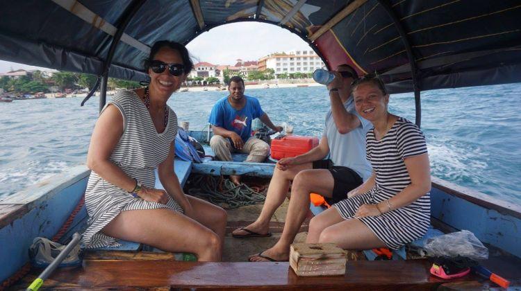 Prison Island Boat Trip
