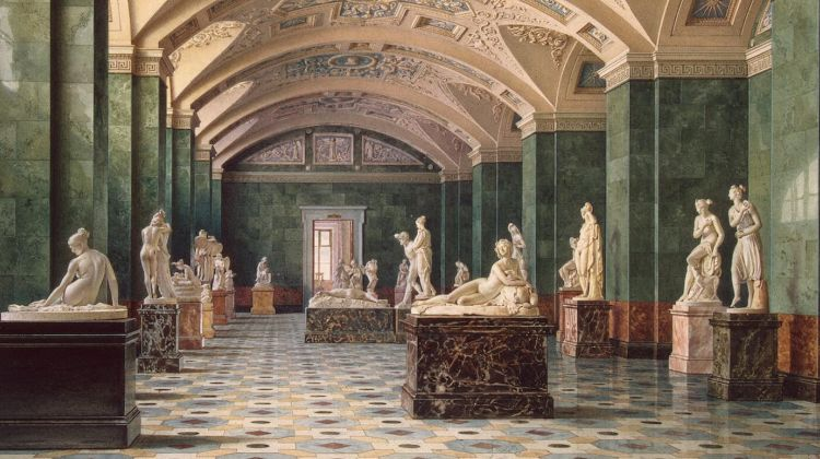 Private 4-hour Hermitage Museum Tour with Impressionists
