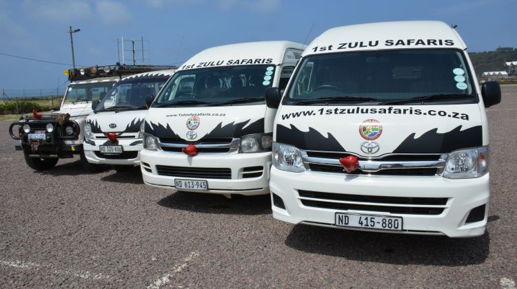 Private airport shuttle in Durban