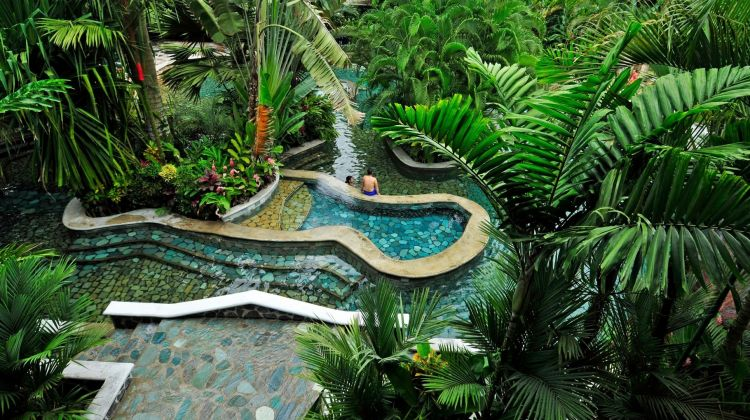Private Arenal Volcano Hanging Bridges & Hot Springs