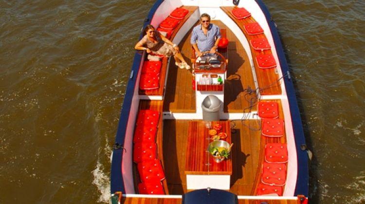 Private BBQ Cruise Amsterdam
