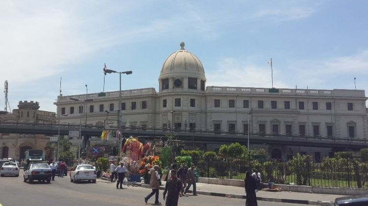 Private Cairo: Downtown City Tour