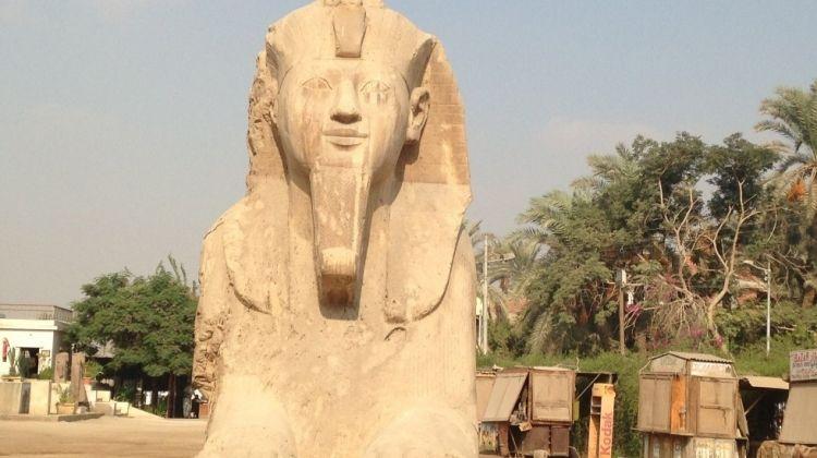 Private Cairo: Saqqara and Memphis