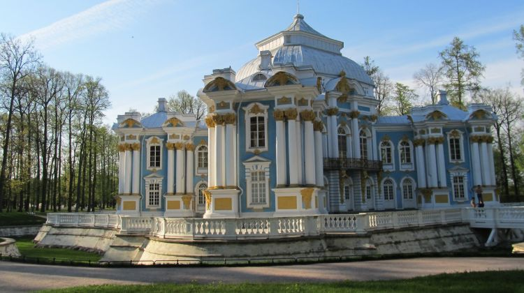 Private Catherine Palace and Pavlovsk Tsar Residence Tour