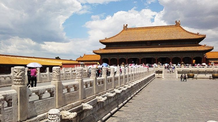 Private Day Trip: Forbidden City and Badaling Great Wall