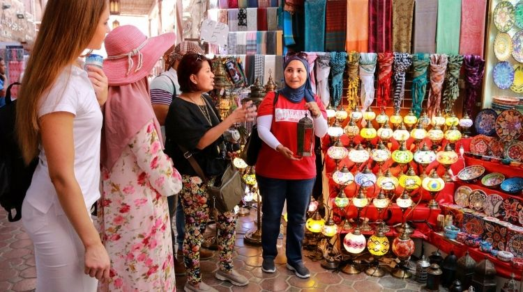 Private Dubai: Old Town Arabian Food Fest