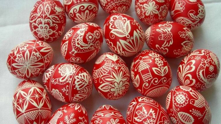 Private Easter Eggs - Pysanka Painting Works
