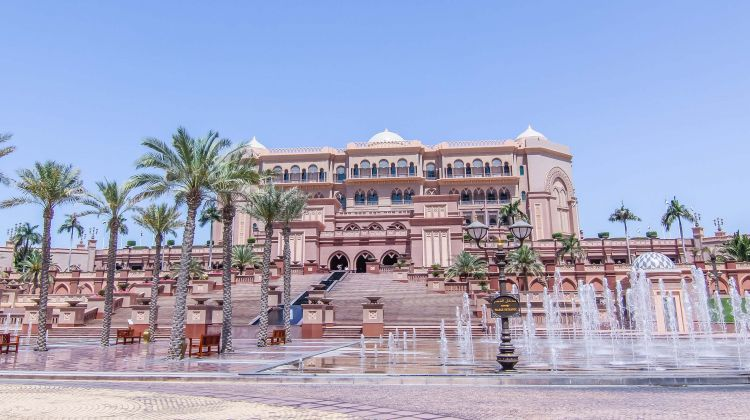 Private Full Day Abu Dhabi City Sightseeing Tour