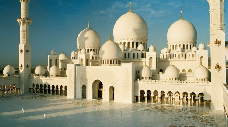 Private Grand Mosque Tour by Emiarti Guide