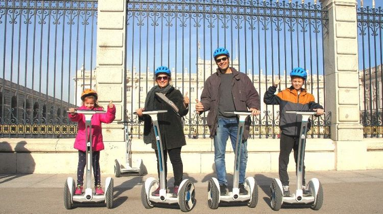 Private Guided Segway Tour 1h30