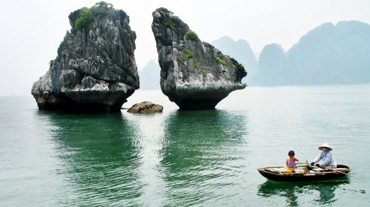 Private Halong Day Cruise from Hanoi