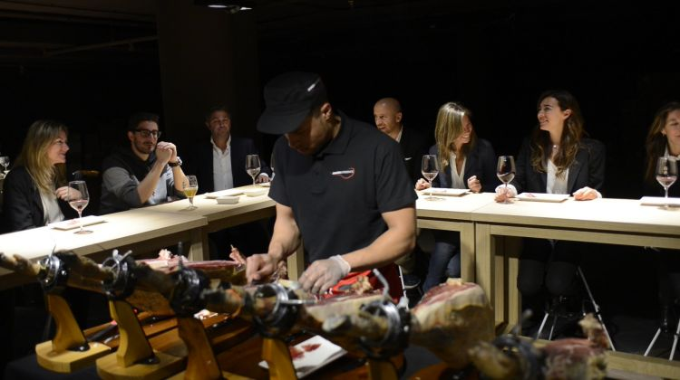 Private: Ham and Wine Experience with Lunch