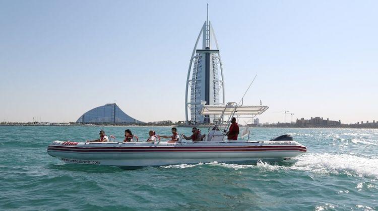 Private Modern tour of Dubai - Past , Present & Future
