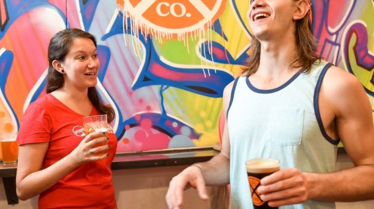 Private New York: Half Day New York Brewery & History Crawl of Brooklyn & Queens