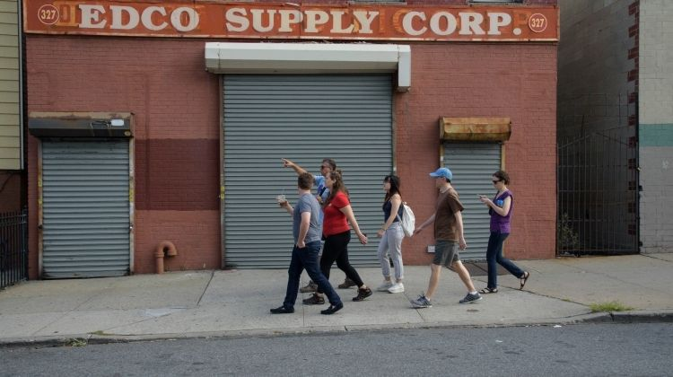 Private New York: Shopping Tour of Industry City Brooklyn