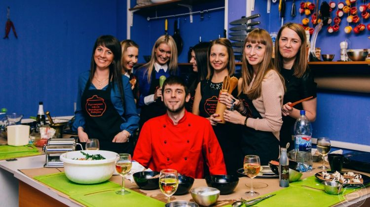 Private Russian Cuisine Cooking Class in Saint Petersburg