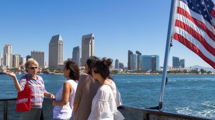 Private San Diego: Coronado Bay and the Beach