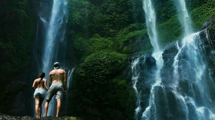 Private Sekumpul Waterfalls Tour
