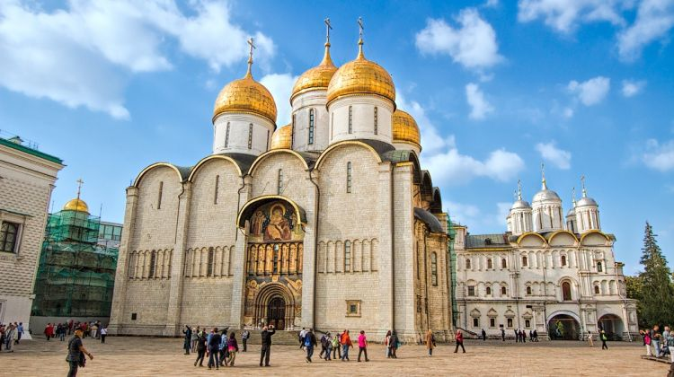 Private Shore Visa-Free Moscow All Highlights Day Tour