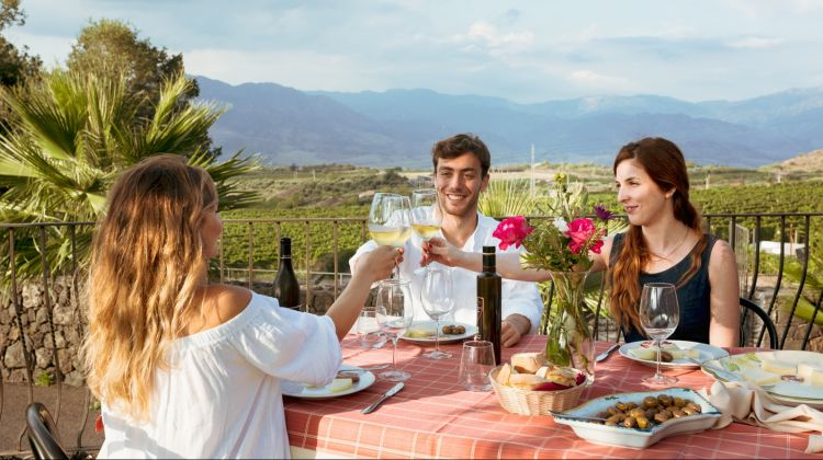Private Sicily Countryside Food & Wine Tour