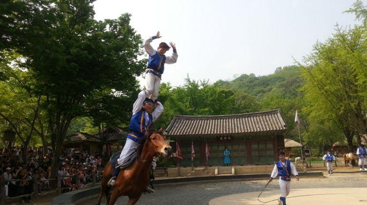 Private Suwon Hwaseong & Korean Folk Village