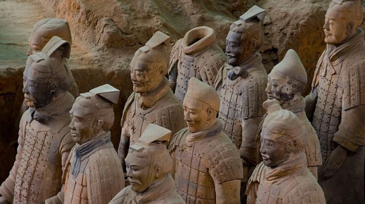 Private Terracotta Warriors Day Tour