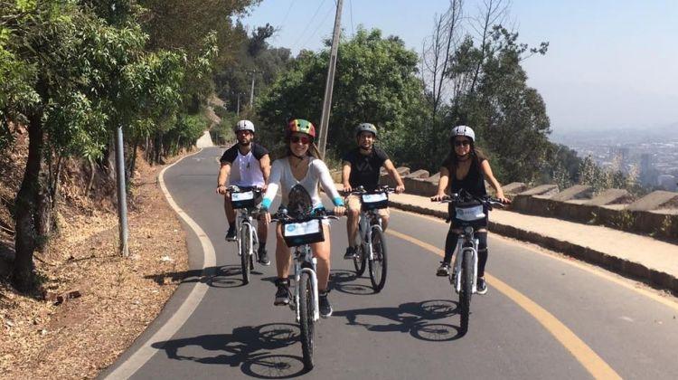 Private: The Parks E-Bike Tour -  Santiago, Chile