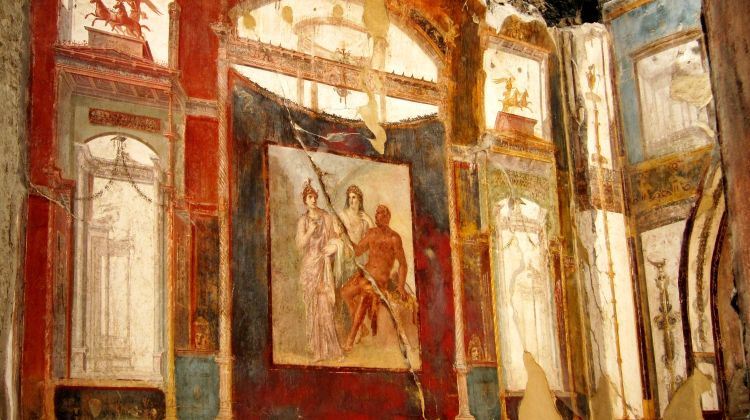 Private tour of the ruins of herculaneum