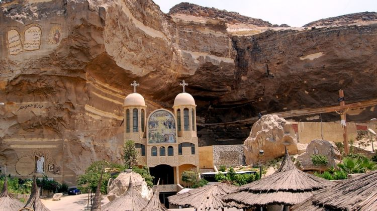 Private tour to cave church from Cairo