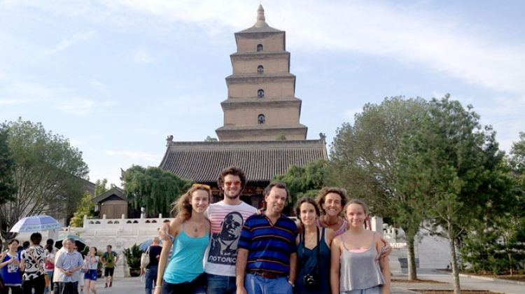 Private Trip: Terracotta Warriors & Big Wild Goose Pagoda