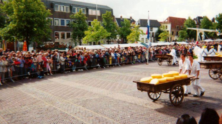 Private walking tour Alkmaar