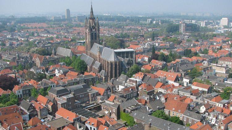 Private walking tour Delft