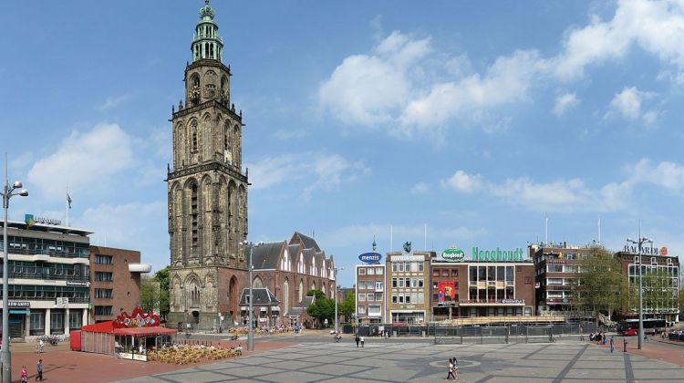 Private walking tour Groningen
