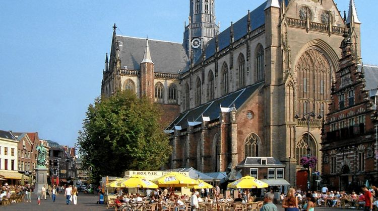 Private walking tour Haarlem
