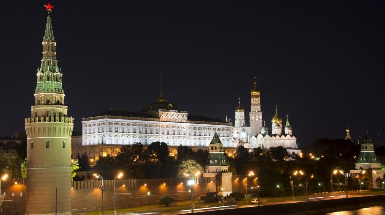 Private Walking Tour of Moscow Including The Kremlin