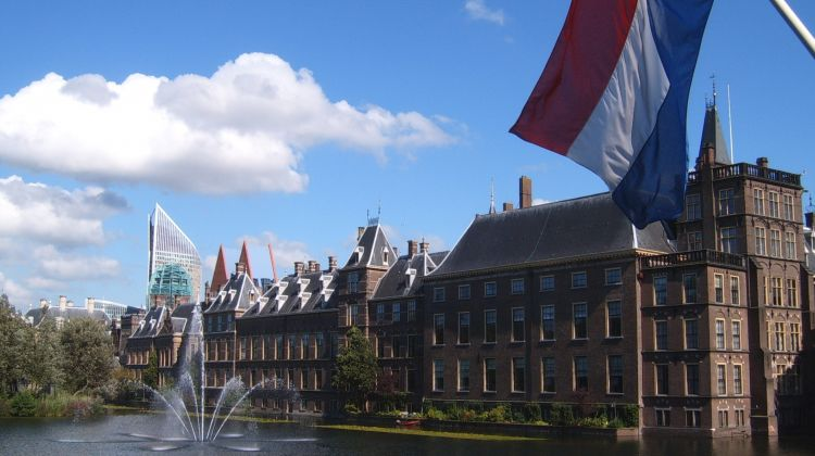 Private walking tour The Hague