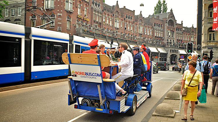 Prosecco group bike amsterdam