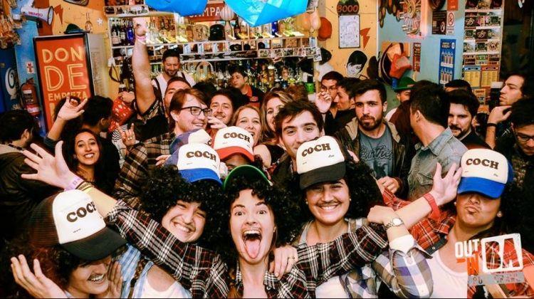 Pub Crawl Buenos Aires